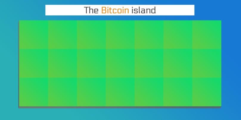 bitcoin-island
