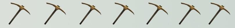 pick-axes